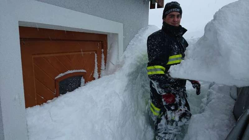 Bundesheer und Feuerwehren in Rosenau und Spital am Pyhrn im Einsatz - Bild 56