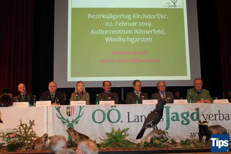 Bezirksjägertag 2019 in Windischgarsten - Bild 15