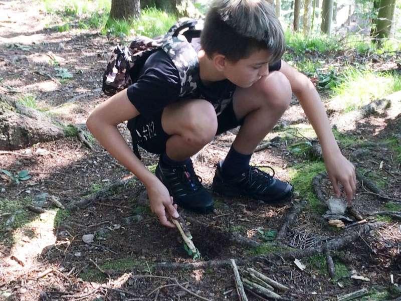 Frauen in der Wildnis - Natur entdecken - Molln