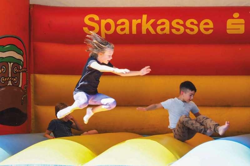 Kirchdorfer Kinderolympiade - Bild 1