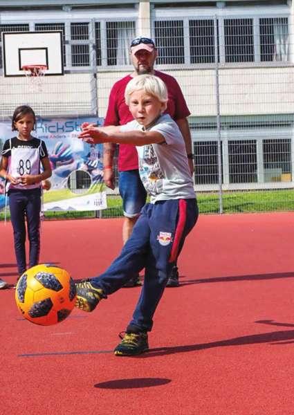Kirchdorfer Kinderolympiade - Bild 7