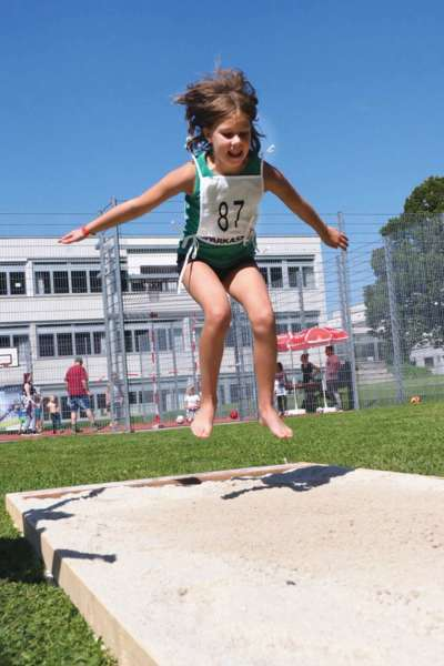 Kirchdorfer Kinderolympiade - Bild 9
