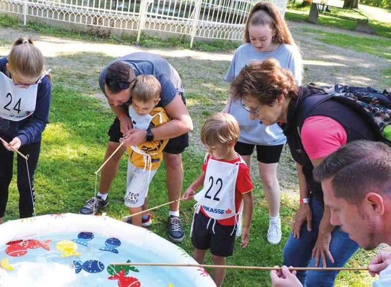 Kirchdorfer Kinderolympiade - Bild 16