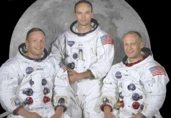 50 Jahre Mondlandung - Vortrag von Werner Gruber