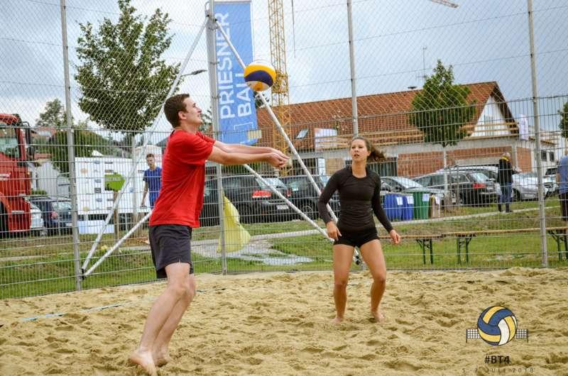 Spannende Finalspiele bei Beach Trophy  - Bild 1