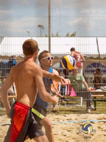 Spannende Finalspiele bei Beach Trophy  - Bild 2