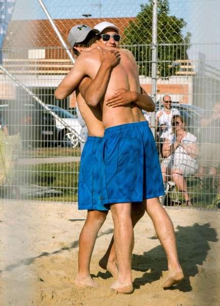Spannende Finalspiele bei Beach Trophy  - Bild 4