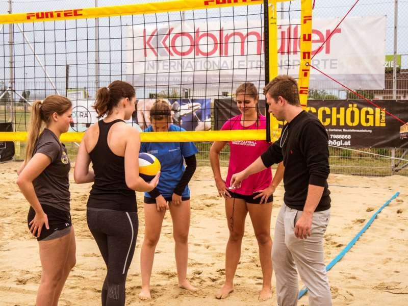 Spannende Finalspiele bei Beach Trophy  - Bild 5