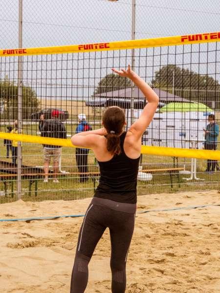 Spannende Finalspiele bei Beach Trophy  - Bild 6