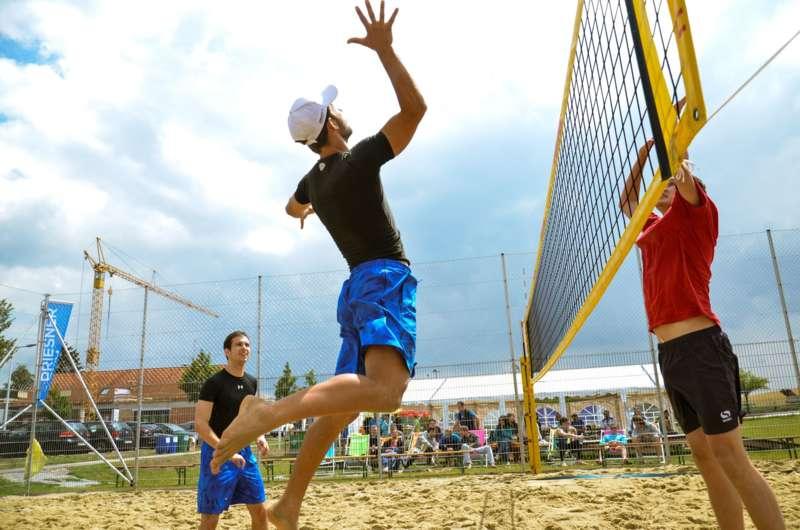 Spannende Finalspiele bei Beach Trophy  - Bild 8