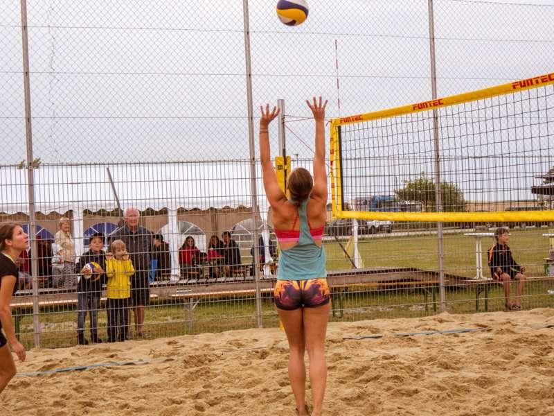 Spannende Finalspiele bei Beach Trophy  - Bild 13
