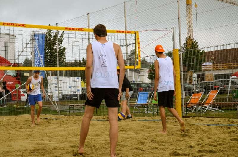 Spannende Finalspiele bei Beach Trophy  - Bild 14
