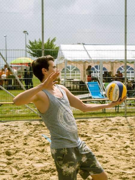 Spannende Finalspiele bei Beach Trophy  - Bild 16