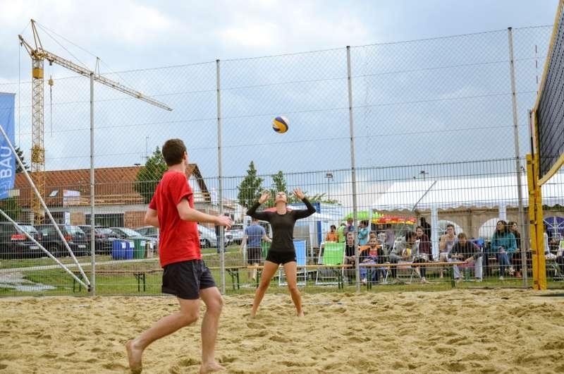 Spannende Finalspiele bei Beach Trophy  - Bild 18