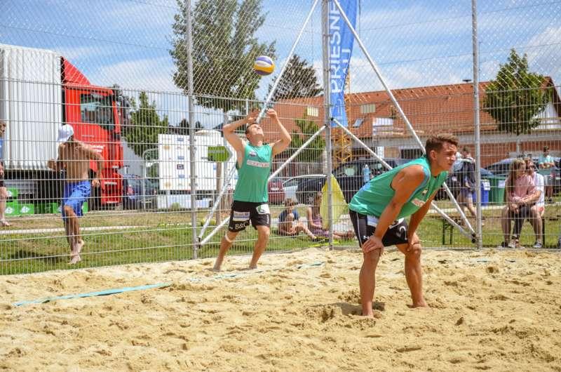 Spannende Finalspiele bei Beach Trophy  - Bild 19