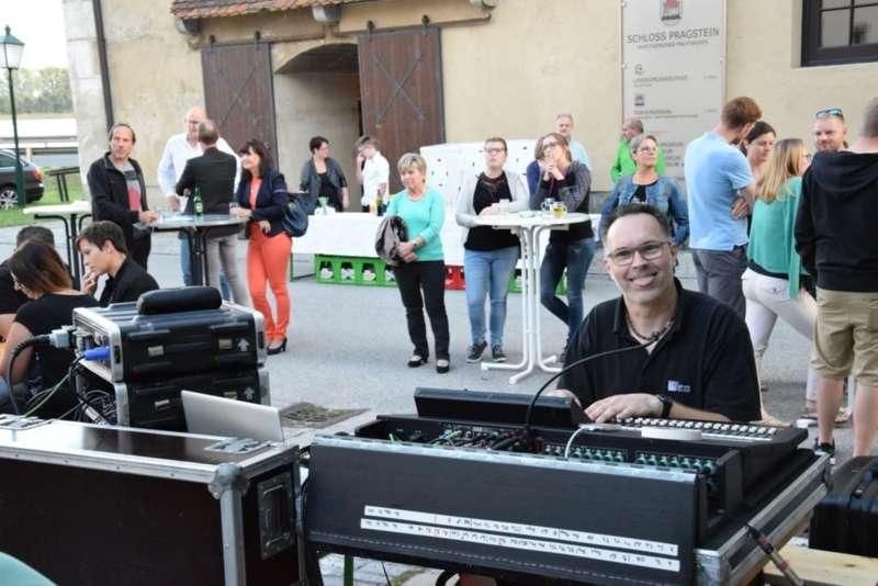 Klangwolke über Donaumarkt Mauthausen - Bild 9