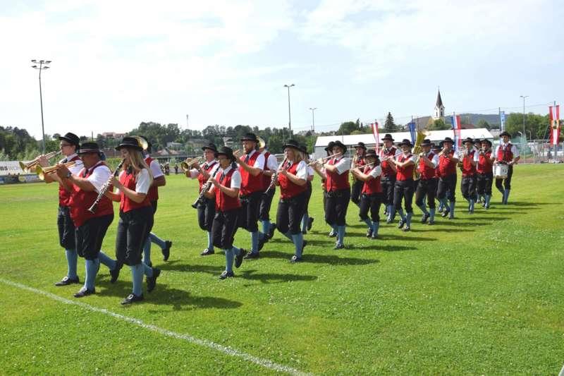 Marschmusikbewertung beim Bezirksmusikfest in St. Georgen - Bild 4
