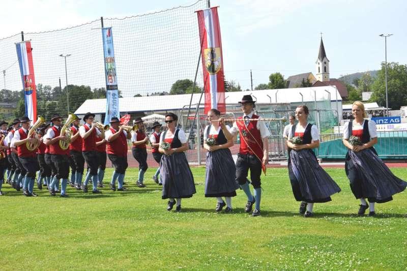 Marschmusikbewertung beim Bezirksmusikfest in St. Georgen - Bild 5
