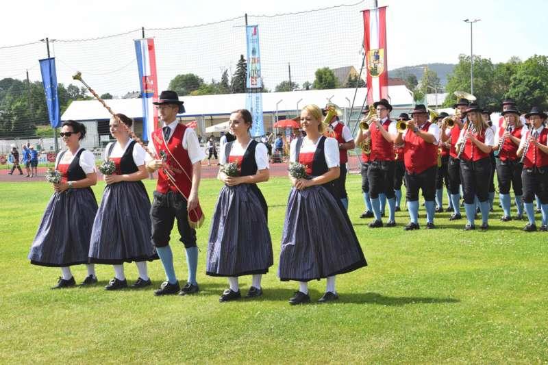 Marschmusikbewertung beim Bezirksmusikfest in St. Georgen - Bild 6