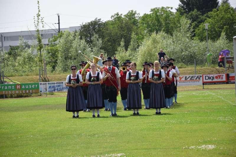 Marschmusikbewertung beim Bezirksmusikfest in St. Georgen - Bild 10