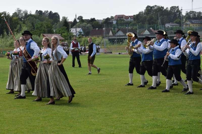 Marschmusikbewertung beim Bezirksmusikfest in St. Georgen - Bild 11