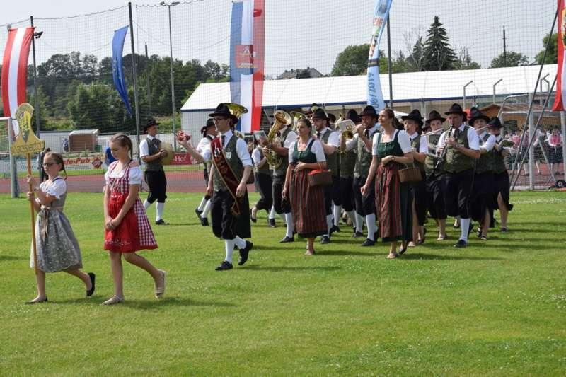 Marschmusikbewertung beim Bezirksmusikfest in St. Georgen - Bild 12