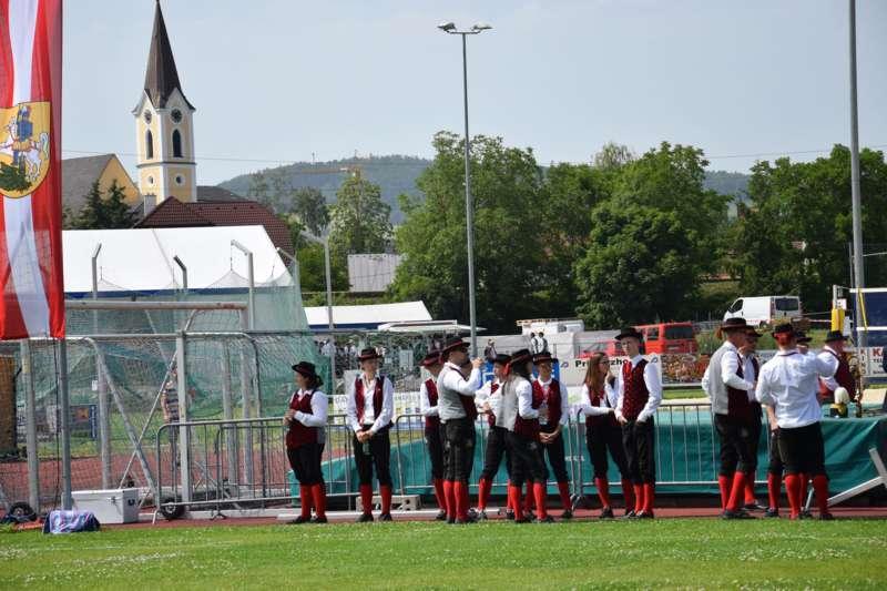 Marschmusikbewertung beim Bezirksmusikfest in St. Georgen - Bild 14
