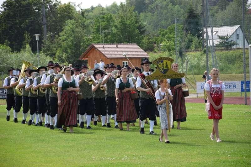 Marschmusikbewertung beim Bezirksmusikfest in St. Georgen - Bild 18