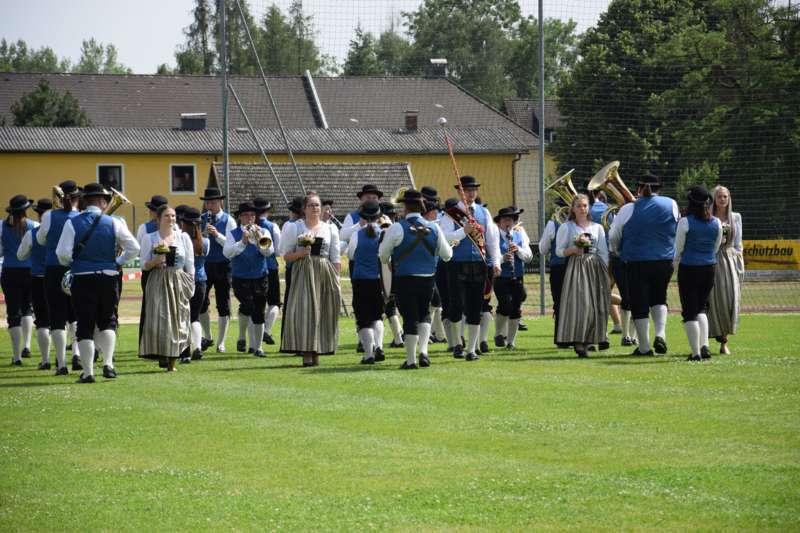 Marschmusikbewertung beim Bezirksmusikfest in St. Georgen - Bild 19