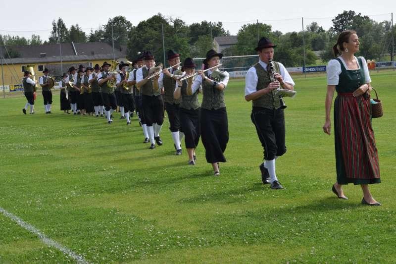 Marschmusikbewertung beim Bezirksmusikfest in St. Georgen - Bild 20