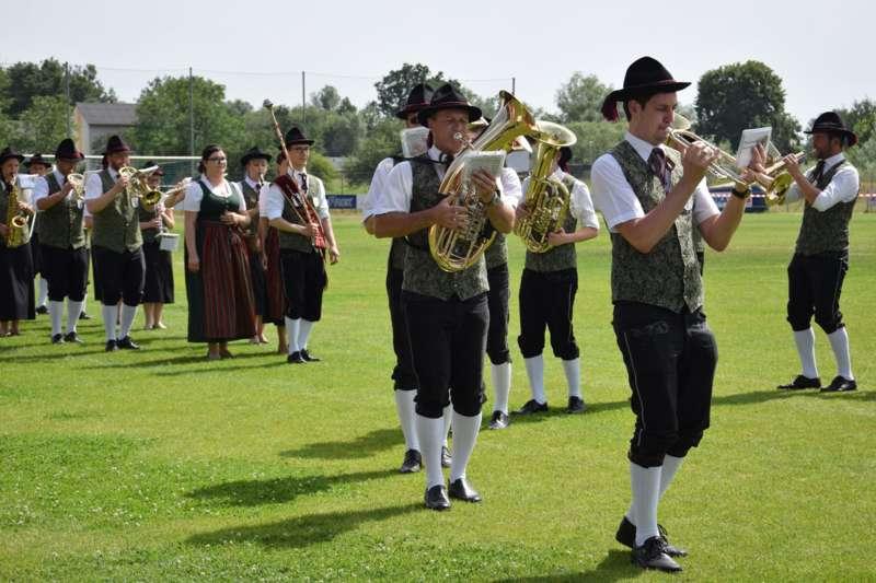 Marschmusikbewertung beim Bezirksmusikfest in St. Georgen - Bild 21
