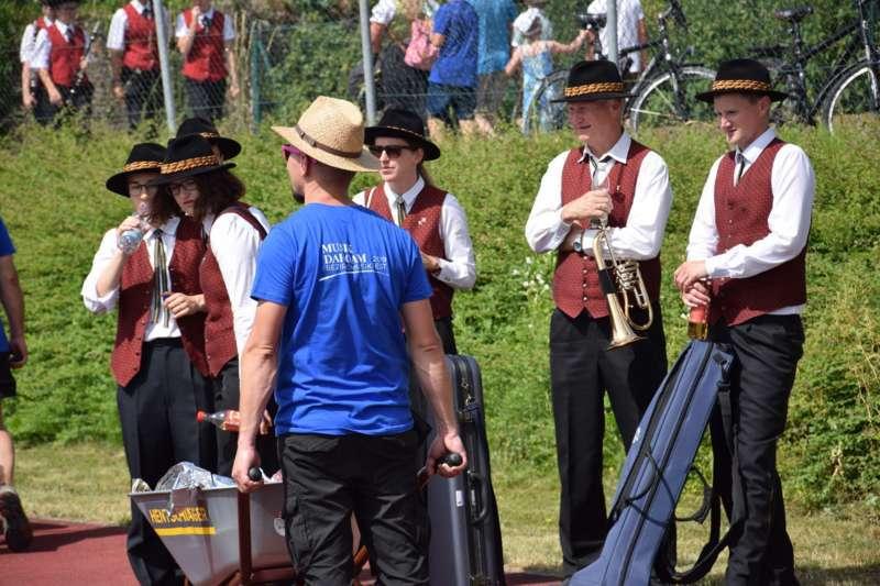 Marschmusikbewertung beim Bezirksmusikfest in St. Georgen - Bild 23