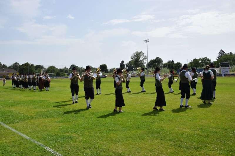 Marschmusikbewertung beim Bezirksmusikfest in St. Georgen - Bild 24