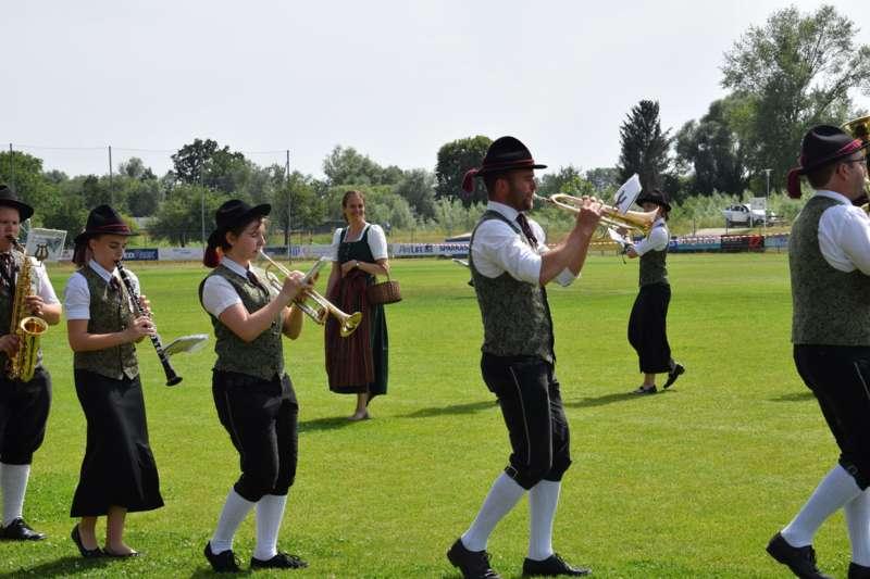 Marschmusikbewertung beim Bezirksmusikfest in St. Georgen - Bild 25