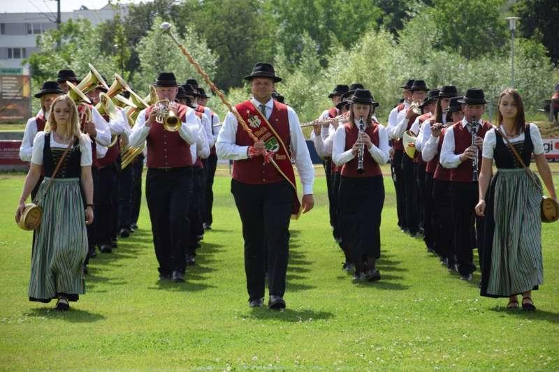 Marschmusikbewertung beim Bezirksmusikfest in St. Georgen - Bild 27