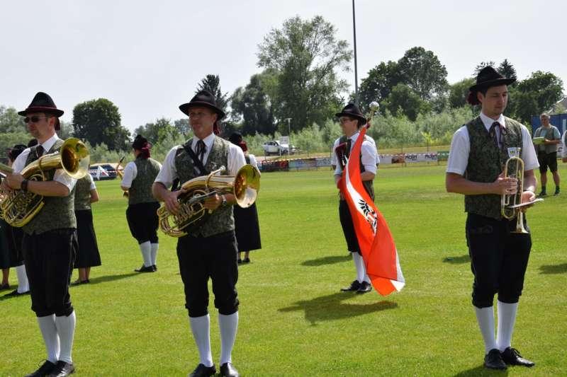 Marschmusikbewertung beim Bezirksmusikfest in St. Georgen - Bild 28