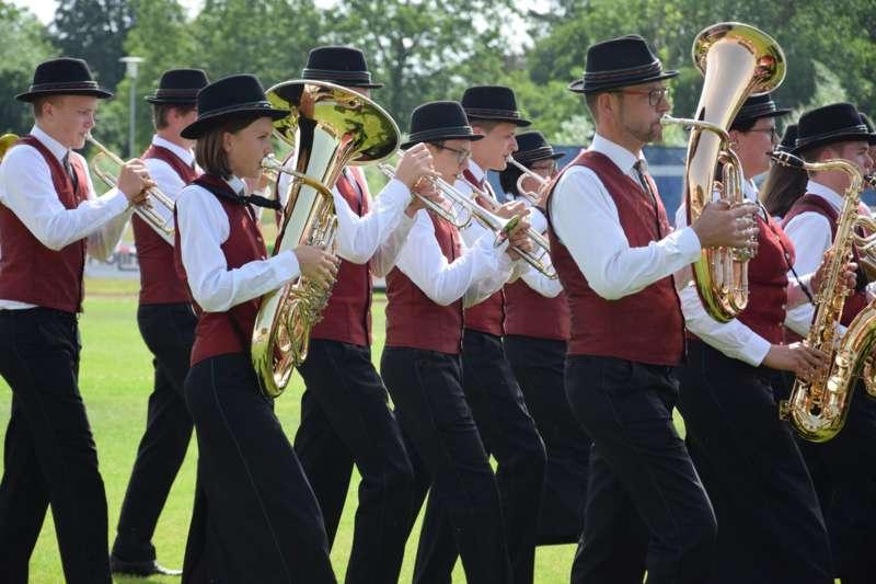 Marschmusikbewertung beim Bezirksmusikfest in St. Georgen - Bild 29