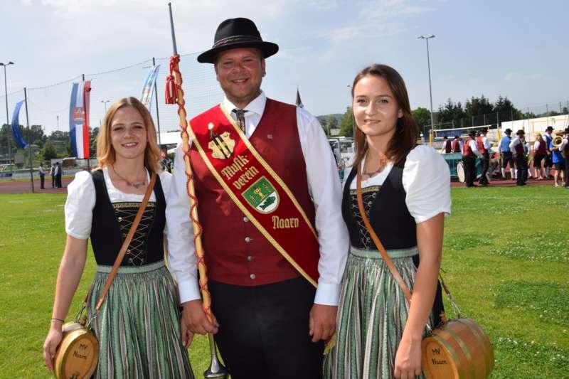 Marschmusikbewertung beim Bezirksmusikfest in St. Georgen - Bild 30