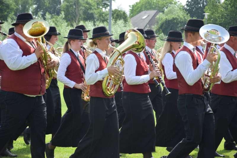 Marschmusikbewertung beim Bezirksmusikfest in St. Georgen - Bild 31