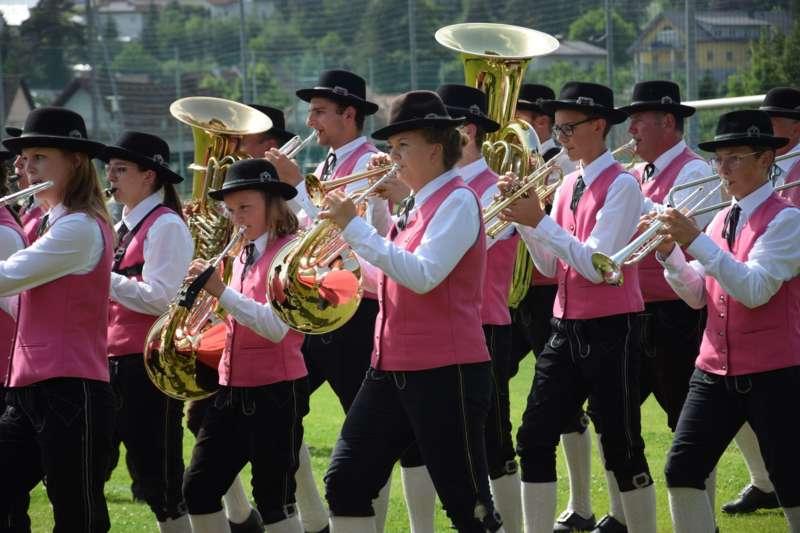 Marschmusikbewertung beim Bezirksmusikfest in St. Georgen - Bild 33