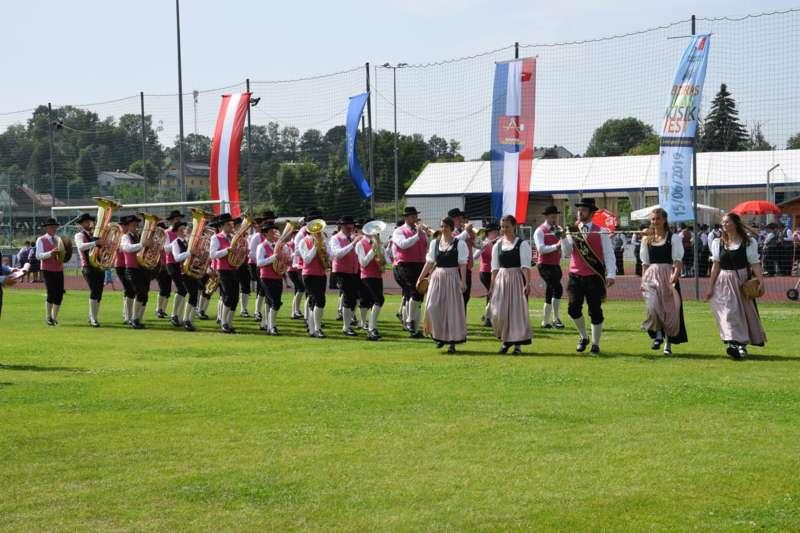Marschmusikbewertung beim Bezirksmusikfest in St. Georgen - Bild 36