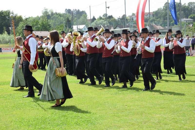 Marschmusikbewertung beim Bezirksmusikfest in St. Georgen - Bild 37