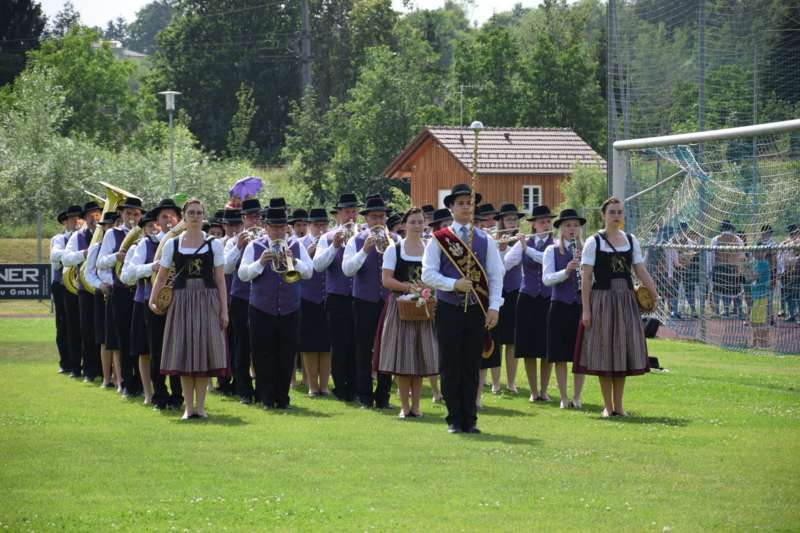 Marschmusikbewertung beim Bezirksmusikfest in St. Georgen - Bild 44