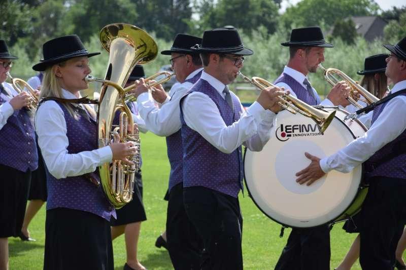 Marschmusikbewertung beim Bezirksmusikfest in St. Georgen - Bild 46