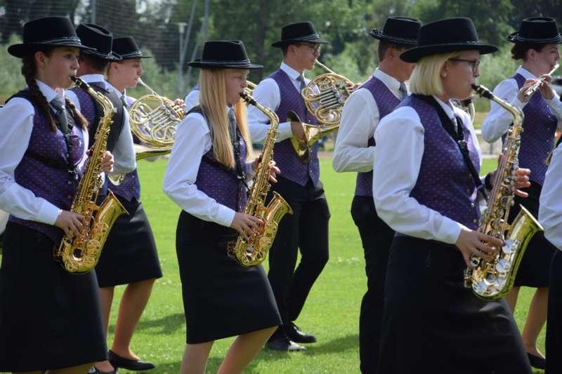 Marschmusikbewertung beim Bezirksmusikfest in St. Georgen - Bild 47