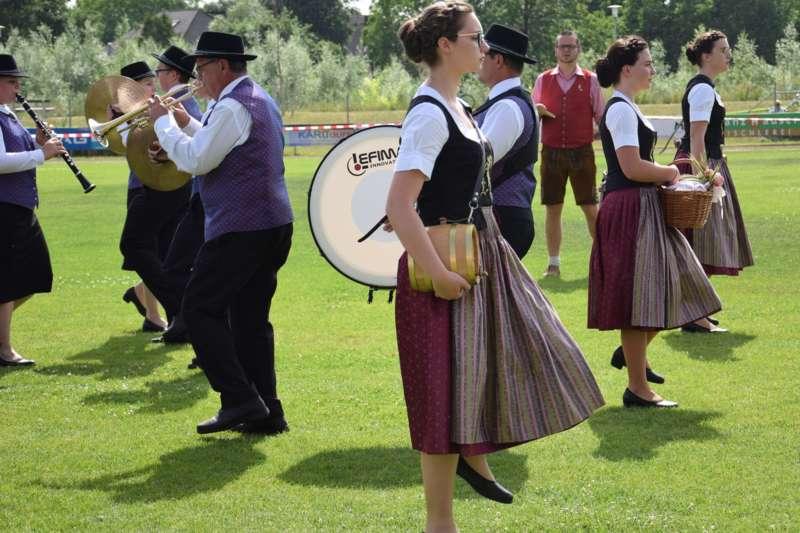 Marschmusikbewertung beim Bezirksmusikfest in St. Georgen - Bild 48