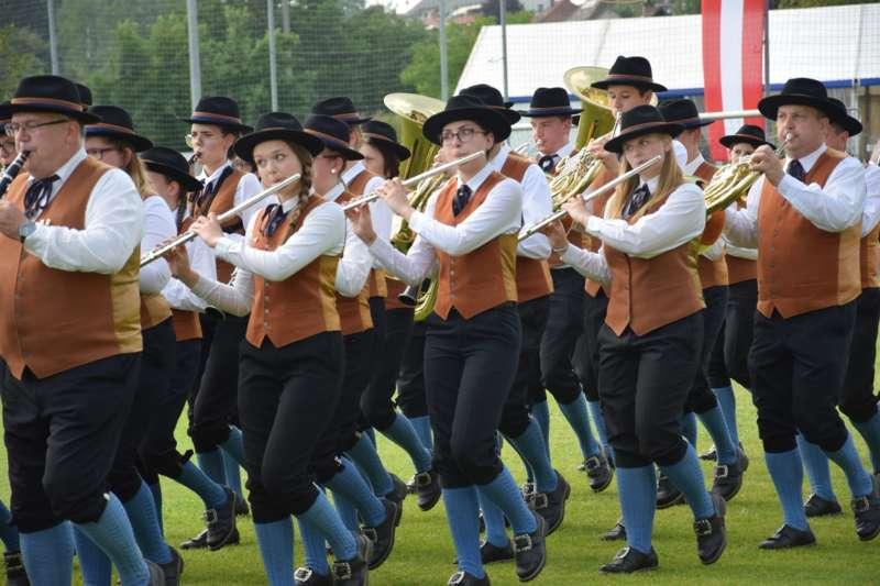 Marschmusikbewertung beim Bezirksmusikfest in St. Georgen - Bild 50