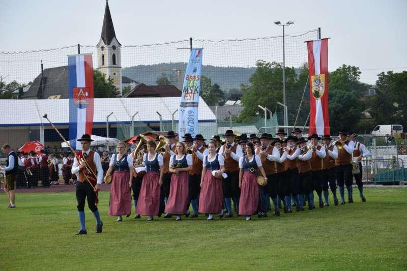 Marschmusikbewertung beim Bezirksmusikfest in St. Georgen - Bild 51