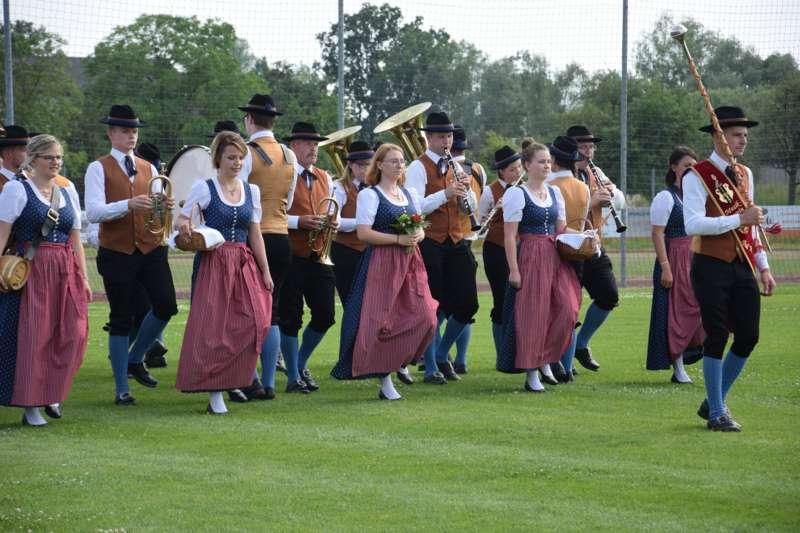 Marschmusikbewertung beim Bezirksmusikfest in St. Georgen - Bild 54