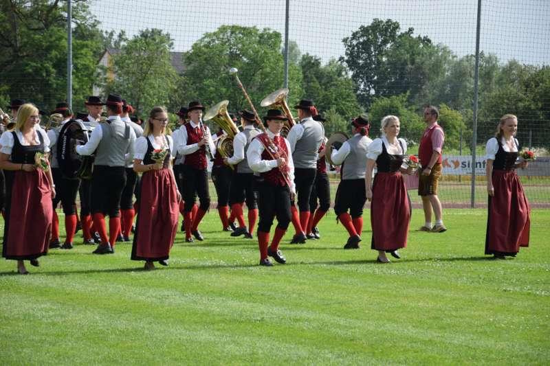 Marschmusikbewertung beim Bezirksmusikfest in St. Georgen - Bild 57